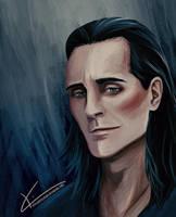 Loki by apfelgriebs