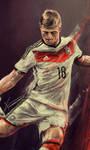 Toni Kroos by apfelgriebs