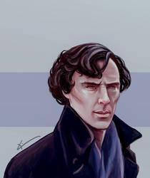 Sherlock by apfelgriebs