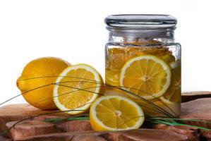Lemons Glass by NellyGraceNG