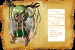 FantasyEggs: Vipin by tahliadelle