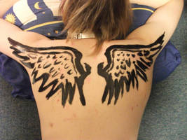Slave angel by NiwaDaisuke
