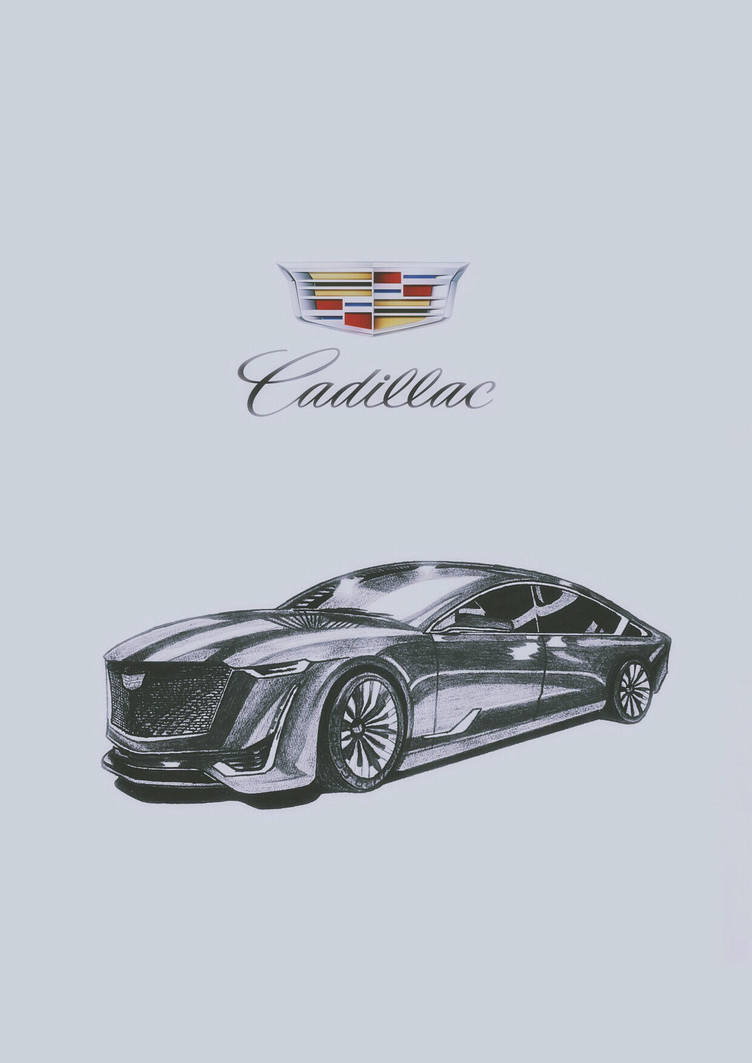 Cadillac by gm1121485