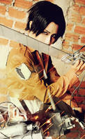 [Shingeki no Kyojin - Levi] Hollow Dream by Seiran-Kisaragi