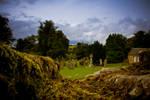 Rosslyn Chapel Cemetary by Mac-Wiz