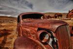 Old Car Bodie 2010 HDR by Mac-Wiz