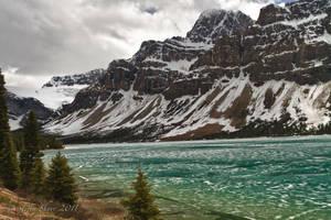 Bow Lake by Mac-Wiz