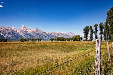 Grand Tetons by Mac-Wiz