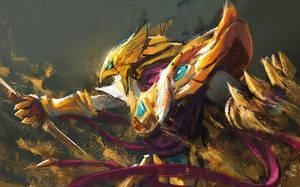 Azir by racoonwolf