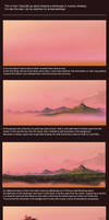 Landscape tutorial by ChrisBjors