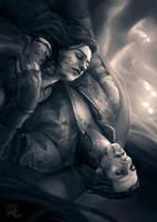 Blood Spell by alebyron