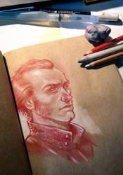 Regis - sketch by alebyron