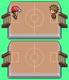 Pokemon horizontal Gym sprite by RedKnightX