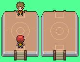Pokemon vertical Gym sprite by RedKnightX