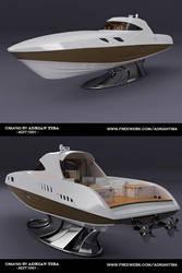 Yacht by adit1001