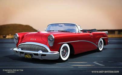 Buick Skylark by adit1001