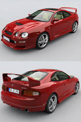 Toyota Celica - Tunning by adit1001