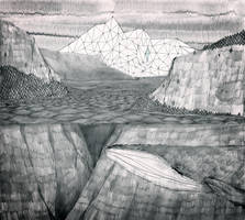 fjord by poudot