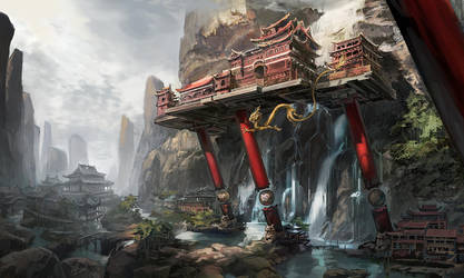Temple Ravine - final by AnDary