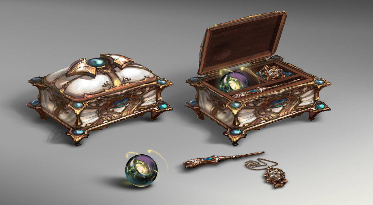 Warlock's Collection by AnDary