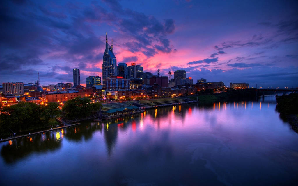 Nashville Tennessee~ by IDAH0-SPUD