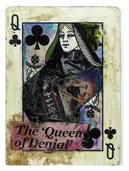 the Queen of denial by RonaldSanchez