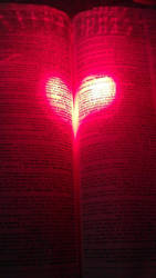 Book Heart by RonaldSanchez