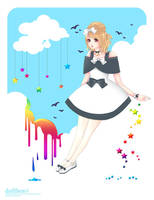 Head in the Clouds by Tiiramisu