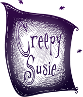 Creepy Susie Title Card by Zodia-kun