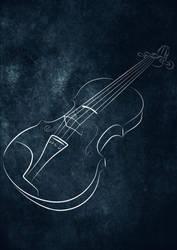 Violin by Brandale