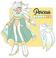 Perseus the Hedgehog by Toketsuu