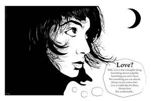 Love Chronical.a.1.j by sergefoglio