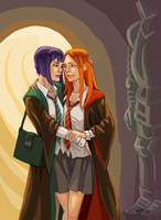 Harry Potter ~ our secret by zarin-a