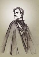 Harry Potter ~ Viktor Krum by zarin-a
