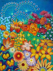 Flowers by AAlexandrin