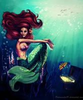 Ariel by princesscleo91