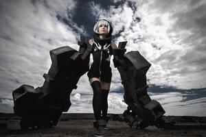 Black Rock Shooter 6 by Sasuko555