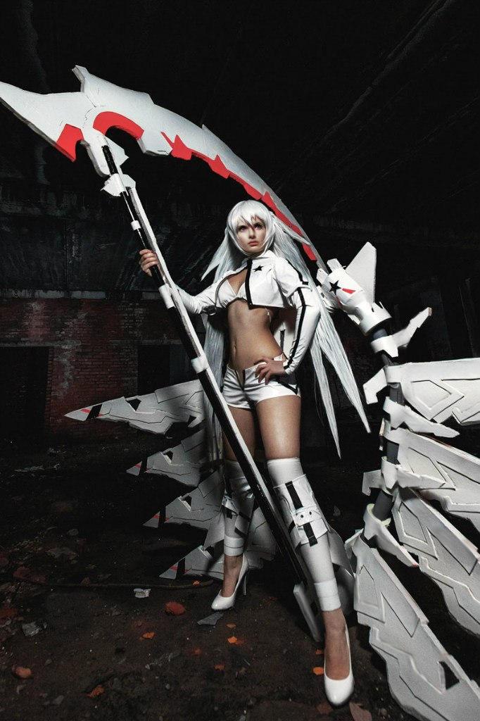 White Rock Shooter by Sasuko555