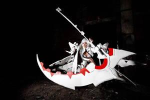 White Rock Shooter 1 by Sasuko555