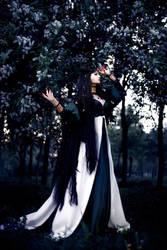 Queen Nehellenia by Sasuko555