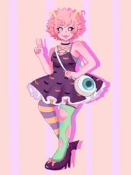 Mina by JellyDoll