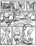 Dark Hearts Sample Page 1 by CroctopusArt