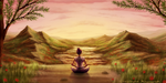Looking Upon Tender Skies by LuigiPunch