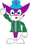 Request: Lexia the Cat by ColourMan59