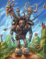 Kodo Mule by Cane-force