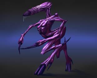 Alien Concept by Cane-force
