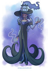 (OLD) RPG Pokemon: Chandelure by Vexingly-Yours