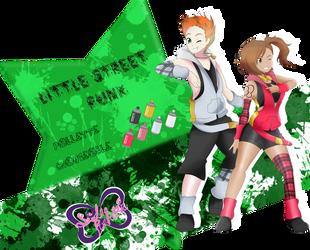 [Little Punkish] Little Street Punk by Wanwanbarks