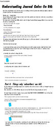 Using Codes in things. by ladada2001