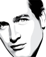 Paul Newman by pin-n-needles
